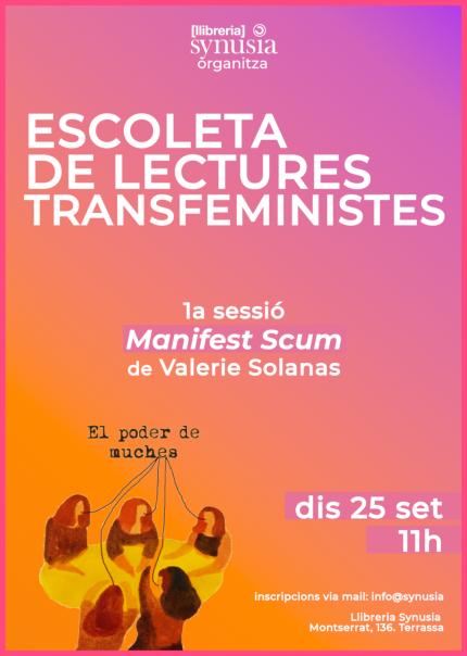 1a Sessió: Escoleta de lectures feministes 21/22
