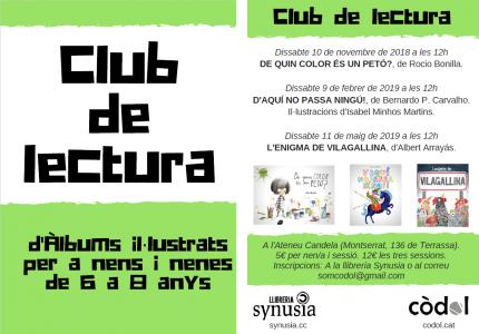 Club de Lectura d'Àlbum Il·lustrat: L'enigma de Vilagallina