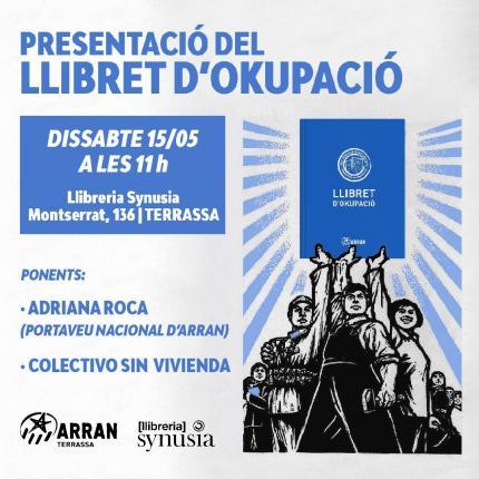 [Presentació] Llibret d'okupació d'Arran