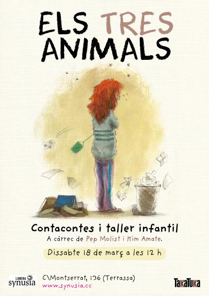 [Presentació conte infantil] Els tres animals