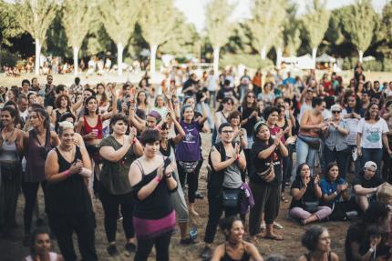 Taula d'intercanvi d'experiències: Festival Esperanzah