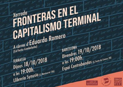 [Xerrada] Fronteras en el  capitalismo terminal