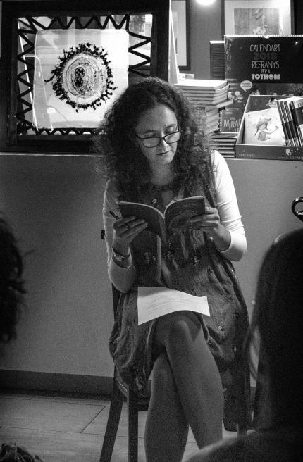 [Cicle de poesia] Esther Pardo Herrero