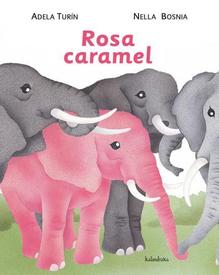 """[Cicle infantil] """"Rosa Caramel"""""""