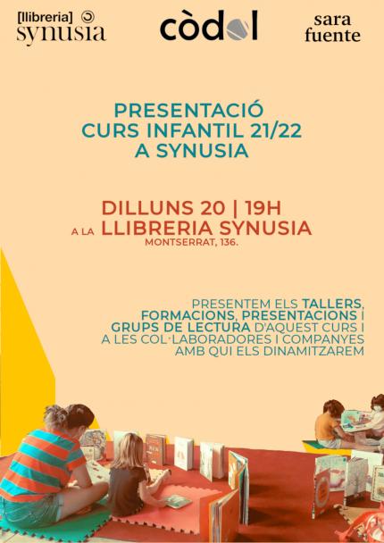 Presentació curs infantil 21/22