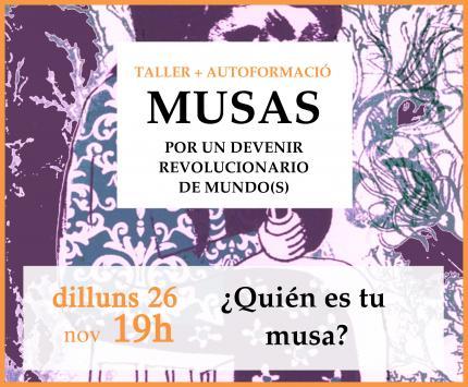 Musas | ¿Quién es tu musa?