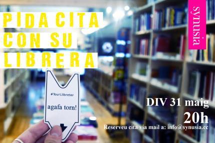 [Tour llibreter] Pida cita con su librera