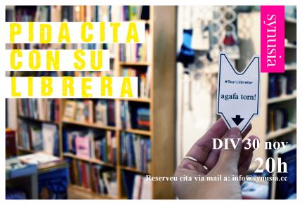 [Tour llibreter] Pida cita a su librera