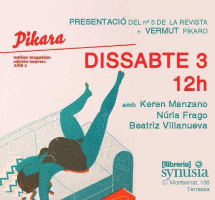 [Presentació] Pikara Magazine V