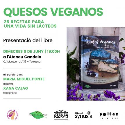 [Presentació] Quesos veganos