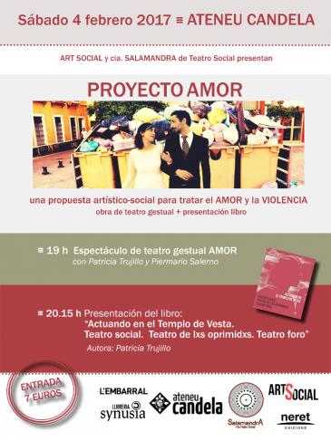 Teatro del oprimido | Proyecto amor