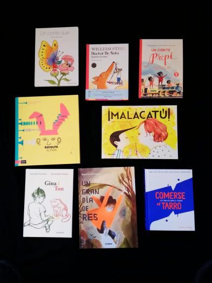 #SantJordi18 | Narrativa infantil per a descobrir el món!