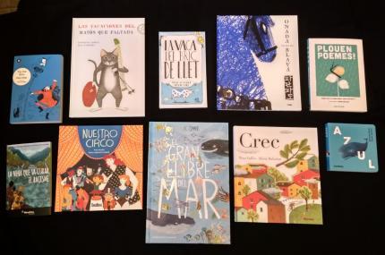 Literatura infantil per a les vacances d'estiu!