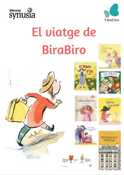 """[Cicle infantil] """"El viatge de BiraBiro"""""""