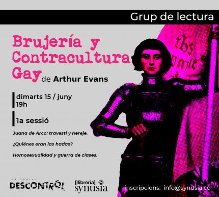 [ 1a sessió Grup de lectura] Brujeria y contracultura gay 2021