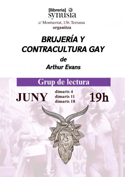 [ 1a sessió Grup de lectura] Brujeria y contracultura gay.