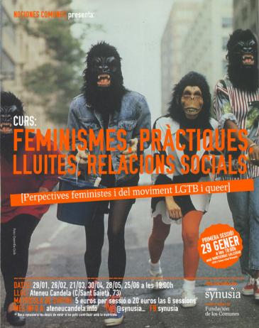 [Feminismos] Sesión 1: Más allá del sufragio. Genealogía de las prácticas feministas.