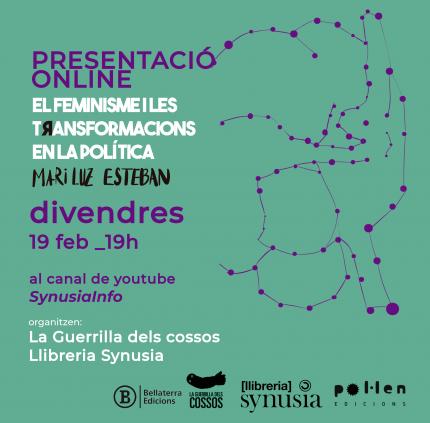 [Presentació online] El feminisme i les transformacions en la política