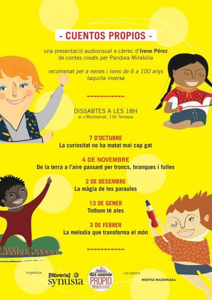 [Cuentos Propios] La màgia de les paraules