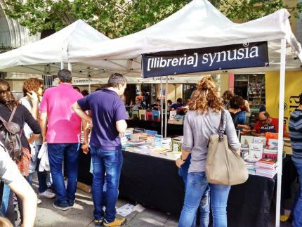 Sant  Jordi 19: recomanacions literàries de Synusia