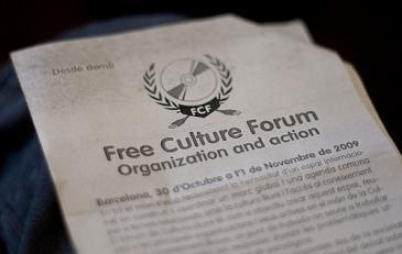 Free Culture Forum - Fòrum per l'accés i la cultura digital, els drets dels ciutadans i artistes en l'era digital