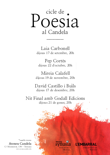 Cicle Poesia al Candela