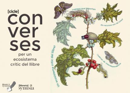 [Cicle ONLINE]  Converses per un ecosistema crític del llibre
