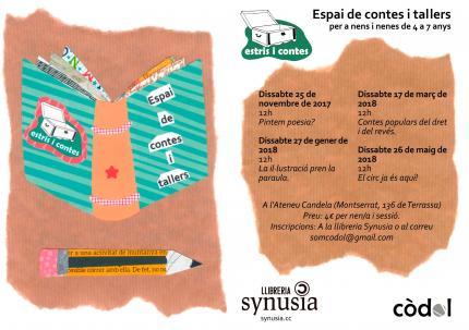 II Estris i Contes |Taller literari infantil