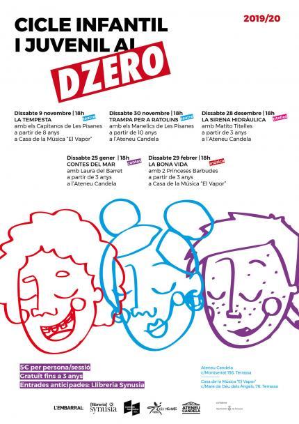 Cicle infantil i juvenil al Districte Zero