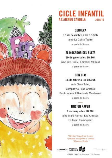 6è Cicle Infantil de Teatre i Contes