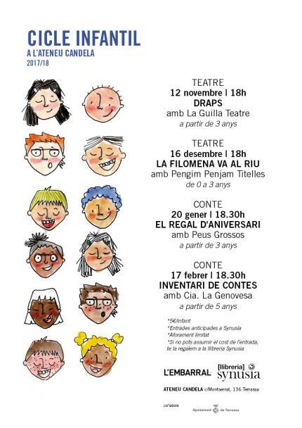 5è Cicle Infantil de Teatre i Contes