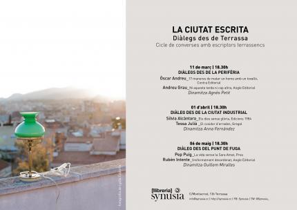 La ciutat escrita | Diàlegs des de Terrasa!