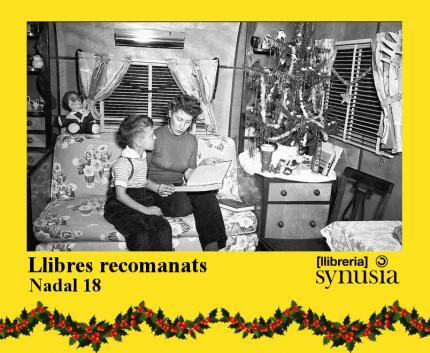 Recomanacions literàries pel Nadal 2018