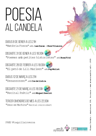 Cicle Poesia al Candela