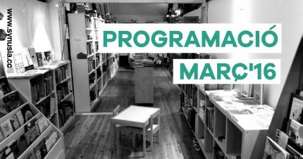 Programació Març'16