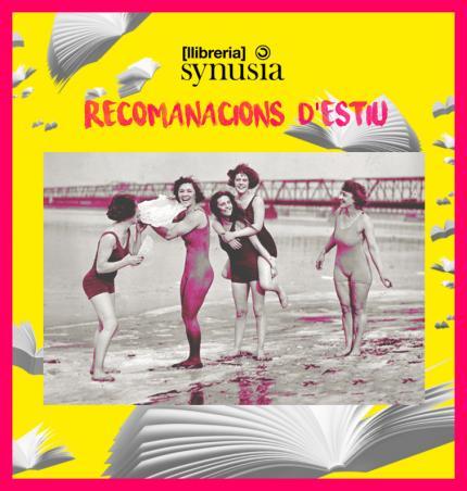 Recomanacions per a un estiu ple de llibres!