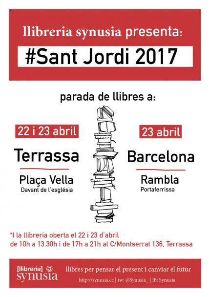 Sant Jordi a Synusia!