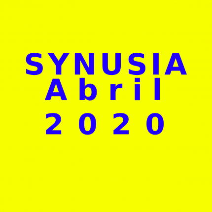 Synusia Abril 2020