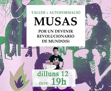 Musas | Gloria Anzaldúa