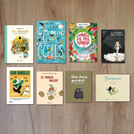 Literatura infantil i juvenil d'estiu!