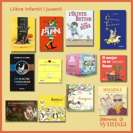 Un estiu ple de llibre infantils i juvenils!