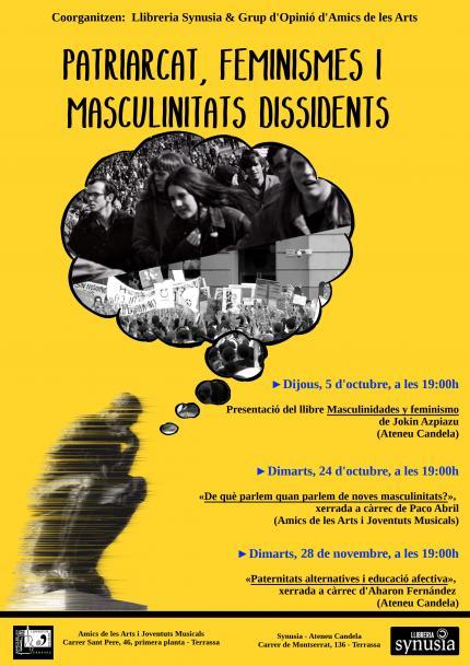 """""""Paternitats alternatives i educació afectiva"""" amb Aharón Fernández Cuadrado"""