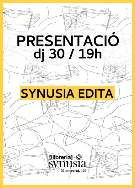 [Presentació] Synusia Edita