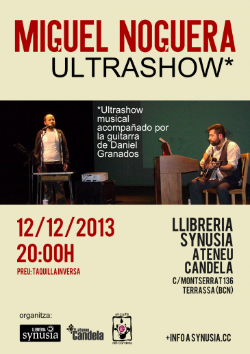 "[Interpretació] ""Ultrashow musical"""
