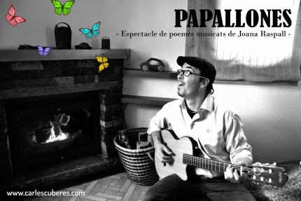 [Espectacle poètic-musical infantil]  Poemes de Joana Raspall