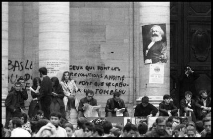 Maig del 68 i les derives del desig revolucionari