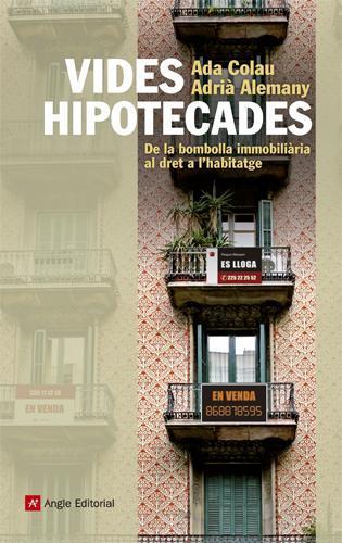 [Presentació llibre] Vides Hipotecades