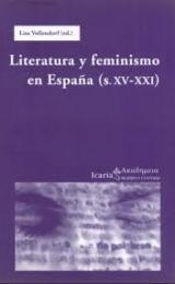Literatura y feminismo en España (s.XV-XXI)