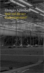 Què vol dir ser contemporani?