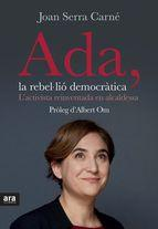Ada: la rebel·lió democràtica